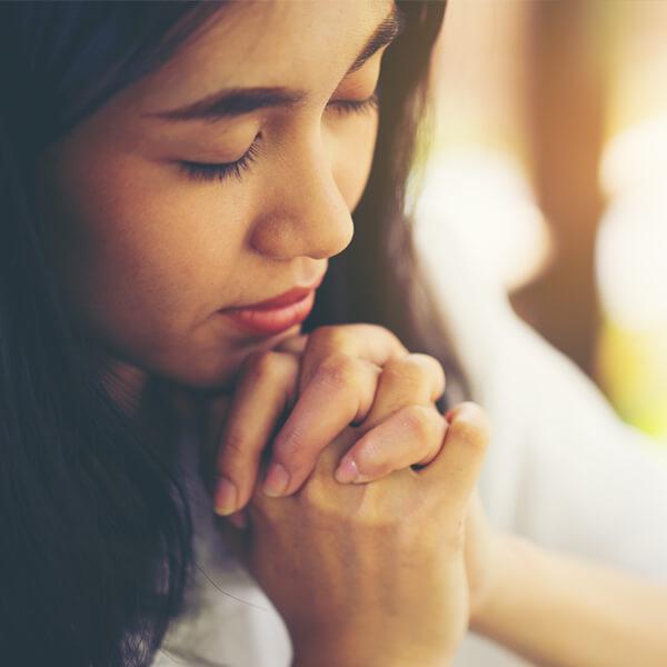 coa praying
